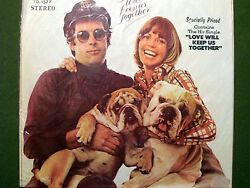 Captain And Tennille Love Will Keep Us Together Import Issue Td-1577e Union