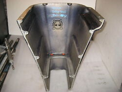 F178145-4 Motor Leg Cover 1987 Force 125hp 4 Cylinder Outboard Model 1254x7a