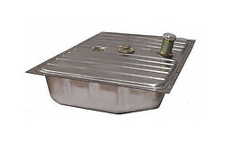 1964 - 1968 Mustang Gas Tank W/ Fuel Injection Tray W/ Bolt On Neck And Billet