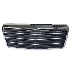 For Mercedes W124 E300 E320 Front Center Grille Assembly 1248800983 Uro Parts