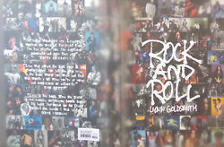 Lynn Goldsmith Book Rock And Rollcompete Sold Out By Goldsmith W/plastic Cover