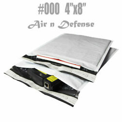 1000 000 4x8 Poly Bubble Padded Envelopes Mailers Shipping Bags Airndefense