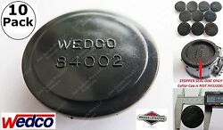 10 Wedco Stoppers Seal Discs 84002 Fix Your Can Briggs Essence 5 Gallon Gas Fuel