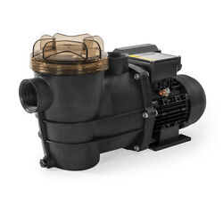 3/4 Hp High Flo Above Ground Swimming Pool Pump W/ Strainer Filter Basket