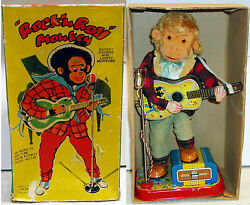 rock n roll monkey alps 1950s