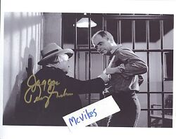 Terry Becker Jagger The Twilight Zone Autographed Signed 8x10 Photo Coa 2