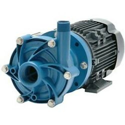 Chemical Pump- Poly - 1/3 Hp - 115 / 208-230 V - 1 Ph - 39 Gpm - Magnetic Drive