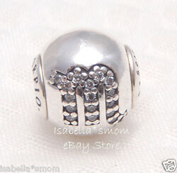 SCORPIO Zodiac STAR Sign ESSENCE COLLECTION Authentic PANDORA Silver Charm~Bead