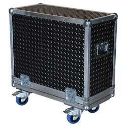Diamond Plate Rubber Laminate Ata 3/8 Ply Case For Engl Sovereign 100w 1x12 Amp
