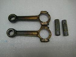310241 Connecting Rods 1980 Gamefisher 15hp 2 Cylinder Outboard 217.586340
