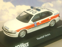 GREAT SCHUCO 1 43 DIECAST 1997 VAUXHALL VECTRA LANCASHIRE POLICE 04181 1000 ONLY GBP 25.95