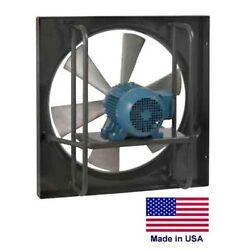 24 Exhaust Fan - Explosion Proof - 3 Hp - 230/460v - 10500 Cfm - Commercial