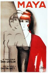 6848.maya.woman Wit Red Hair Models Red Lingerie.poster.art Wall Decor