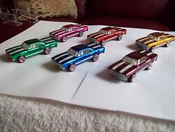 Hw Classics Series 1 And03970 Road Runner 6 Car Variation Set Loose As Pictured