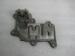 A424158 Reed Plate Assembly Sears Gamefisher Outboard Model 225.581501