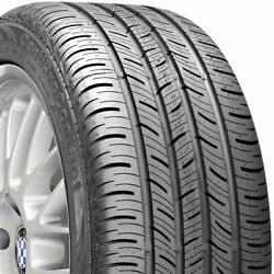 2 NEW 25545-18 CONTINENTAL PRO CONTACT 45R R18 TIRES 26041