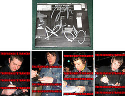 Arctic Monkeys Signed When The Sun Goes Down Cd Case - Proof - Alex Turner Coa