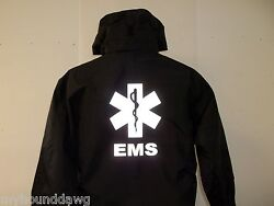3 Systems Custom Reflective Jacket Your Choice Of Public Safety Prints