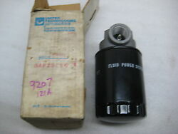 Fluid Power Systems Saf29c16 Filter Head And Filter Element S-29 New Old Stock