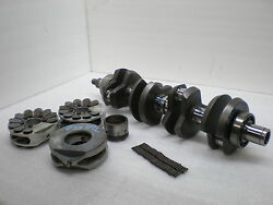 440-3488a 2 Mercury Model 800 Crankshaft With Main Bearing Reedplates And Out...