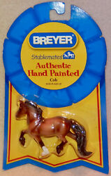 BREYER STABLEMATES * AUTHENTIC HAND PAINTED * COB * NEW *