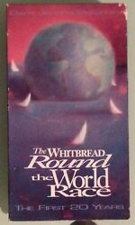 The Whitbread Round The World Race The First 20 Years Vhs Videotape