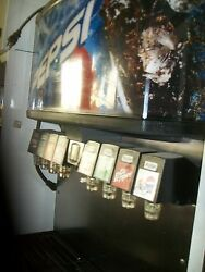Soda/ice Dispensing Machine 8 Heads Complete 115vc/top 900 Items On E Bay