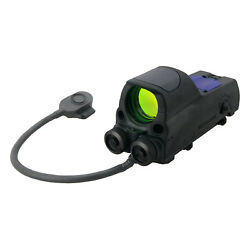 Meprolight Tactical Mor 4.3 Moa Dot Reticle Reflex Sight W/ Built-in Red Laser