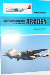 British Raf Armstrong Whitworth Argosy Transport Warpaint 71 Reference Book