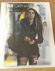 LootCrate Orphan Black Comic Exclusive Cover variant March 2015 IDW #1 sealed