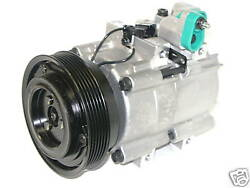 NEW AC AC COMPRESSOR WITH CLUTCH CO-10975C  68120   MULTIPLE KOREAN CARS