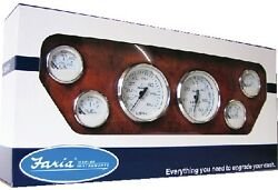 New Chesapeake Stainless Steel Gauges - Boxed Sets Faria Instruments Ktf001 Inbo