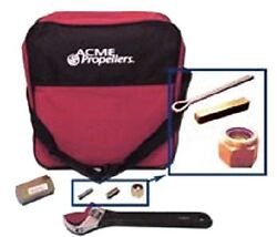 New Saver Kit Acme Props 4999 Saver Kit With Bag And C-clamp Puller