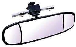 New Extreme Mirror Cipa Mirrors 02022 20 W X 7 H Fits Windshields 3/8 To 1-1/