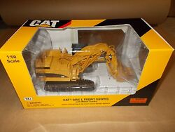 Norscot Cat 365c Front Shovel With Metal Tracks 150 Scale Cat 55160 New