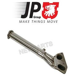 For Porsche 911 Stainless Steel Catalyst Polished Test Pipe Dansk 99 1012 256