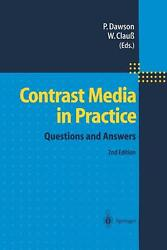 Contrast Media In Practice Questions And Answers By Wolfram Clauss English Pa