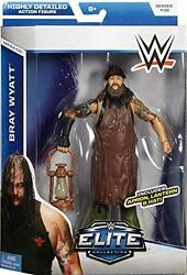 bray wyatt wwe mattel elite series 36