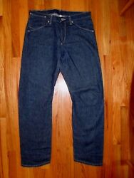 Levi's 34x32 Tapered Leg Opening For Riding Horse, Spurs, Boot, Rare P, 91230
