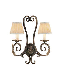 Murray Feiss Wb1159pbr Garden Gate Collection Wall Sconce