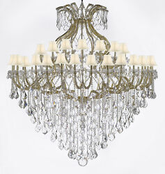 Maria Theresa Crystal Chandelier Lighting H 72