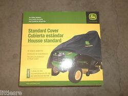 John Deere Standard Tractor Cover For 100/l/la/d, S240 And X300 Series Lp93917
