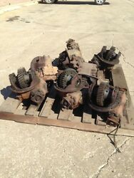 M35 Military 2.5 Ton Rockwell Timken Detroit Axle Differential 6.72 Ratio Used