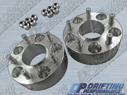 Hub Centric 2 50mm Wheel Adapters Spacers 5x114.3 12x1.5 Studs 67.1mm Cb