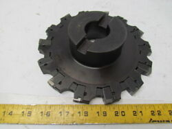 Seco R335.18-08.00-055-15-14 8 Indexable 14 Tool Shell Mill Slotting Cutter