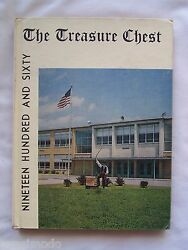 1960 Madison Heights High School Yearbook, Anderson, Indiana Treasure Chest
