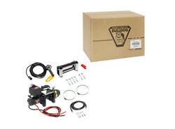 New Bulldog Dc Electric Heavy Duty Winch Dc6000 Rated Line Pull 6000 Lbs.