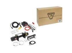 New Bulldog Dc Electric Heavy Duty Winch Dc12000l 12000 Lbs. Rated Line Pull