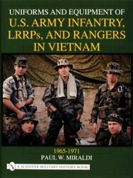Uniforms And Equipment Of U S Army Infantry, Lrrps And Rangers In Vietnam 1965 -1971