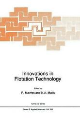 Innovations In Flotation Technology English Hardcover Book Free Shipping